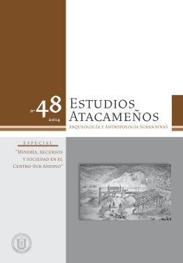 """Estudios Atacameños Nº 48, """"Minería y recursos"""""""